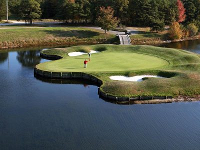Luxury Resorts with Golf Course