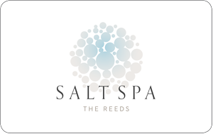 Salt Spa at the Reeds Gift Card